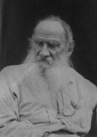 LNTI 6.49 Portrait de L.N. Tolstoï