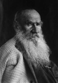 LNTI 6.51 Portrait de L.N. Tolstoï