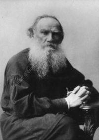 LNTI 7.16 Portrait de L.N. Tolstoï