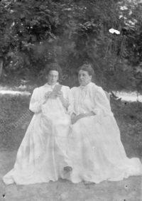 LNTI 7.28 Sofia Tolstoï avec sa fille Tatiana