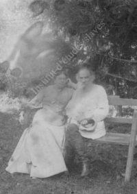 LNTI 7.35 L.N. Tolstoï et Sofia Tolstoï