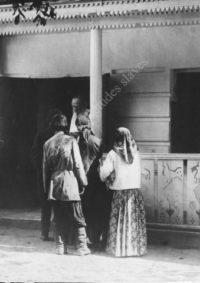 LNTI 7.43 L.N. Tolstoï et des paysans