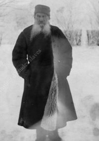 LNTI 8.04 L.N. Tolstoï dans la neige