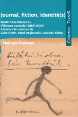 Journal, fiction, identité(s)