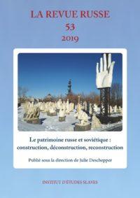 La Revue russe n° 53 (2019)