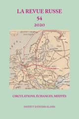 La Revue russe n° 54 (2020)