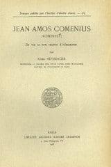 Jean Amos Comenius (Komenský)