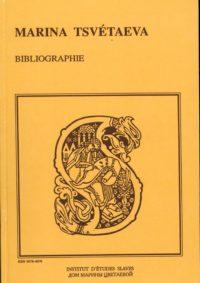 Bibliographie des œuvres de Marina Tsvetaeva