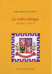 Le verbe tchèque, formes et emploi
