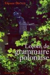 Leçons de grammaire polonaise