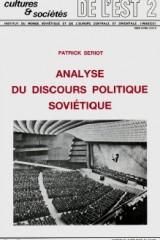 Analyse du discours politique soviétique