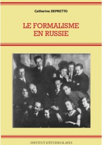 Le formalisme en Russie