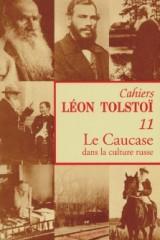Cahier Léon Tolstoï n° 11