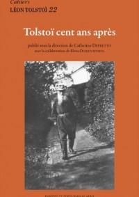 Cahier Léon Tolstoï n° 22