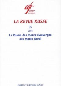La Revue russe n° 25