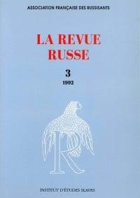 La Revue russe  n° 03