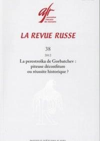 La Revue russe n° 38