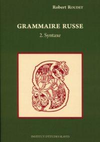 Grammaire russe II