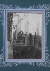 LNTI 1.22 L.N. Tolstoï à Yalta chez son gendre N.L. Obolenski