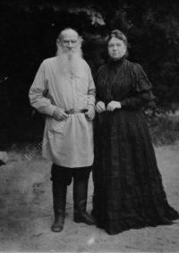 LNTI 1.29 L.N. Tolstoï et Sofia Tolstoï