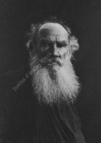 LNTI 2.27 Portrait de L.N. Tolstoï