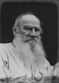 LNTI 2.29 Portrait de L.N. Tolstoï
