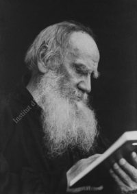 LNTI 2.33 Portrait de L.N. Tolstoï
