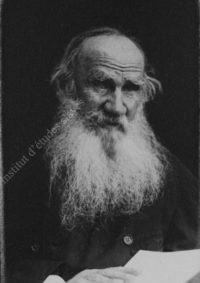 LNTI 2.34 Portrait de L.N. Tolstoï