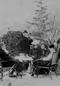 LNTI 3.05 L.N. Tolstoï à Gaspra