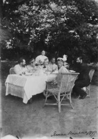 LNTI 3.37 La famille Tolstoï