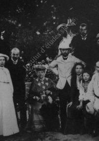 LNTI 3.39 L.N. Tolstoï en famille sous l'arbre des pauvres