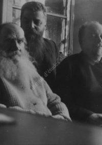 LNTI 4.57 L.N. Tolstoï, M.A. Stakhovitch et M.S. Soukhotine