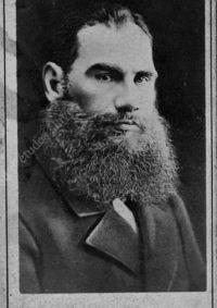 LNTI 5.01 Portrait de L.N. Tolstoï