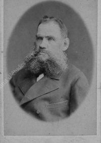 LNTI 5.02 Portrait de L.N. Tolstoï
