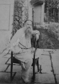 LNTI 5.05 Portrait de L.N. Tolstoï