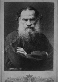 LNTI 5.07 Portrait de L.N. Tolstoï