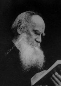 LNTI 5.14 Portrait de L.N. Tolstoï