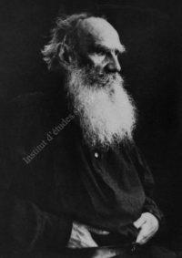 LNTI 5.16 Portrait de L.N. Tolstoï