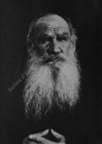 LNTI 5.17 Portrait de L.N. Tolstoï