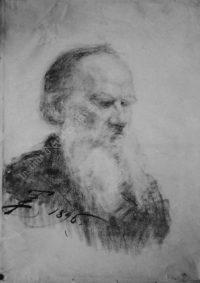 LNTI 6.01 Portrait de L.N. Tolstoï par sa fille Tatiana Soukhotine