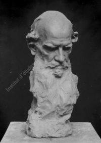 LNTI 6.03 Buste de L.N. Tolstoï
