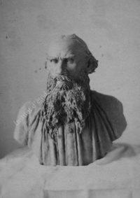 LNTI 6.04 Buste de L.N. Tolstoï par Troubetskoï