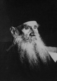 LNTI 6.12 Portrait de L.N. Tolstoï