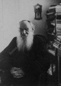 LNTI 6.14 Portrait de L.N. Tolstoï
