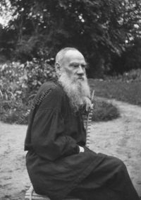 LNTI 6.24 Portrait de L.N. Tolstoï