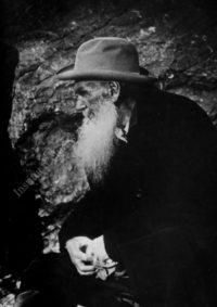 LNTI 6.28 Portrait de L.N. Tolstoï