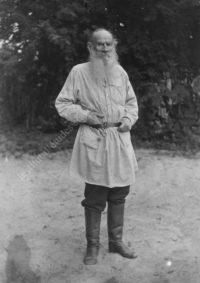 LNTI 6.33 Portrait de L.N. Tolstoï