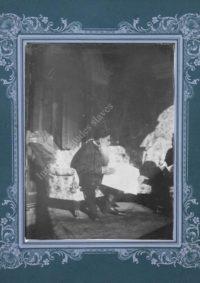 LNTI 6.35 L.N. Tolstoï dans l'appartement de son gendre N.L. Obolenski