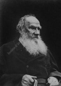 LNTI 6.42 Portrait de L.N. Tolstoï