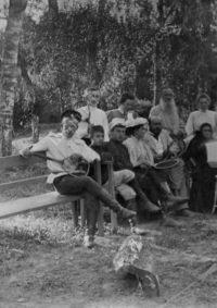 LNTI 8.16 L.N. Tolstoï en famille